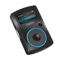 SanDisk Sansa Clip 2GB Black MP3 Player