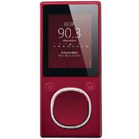 Microsoft Zune 8GB Red MP3 Player