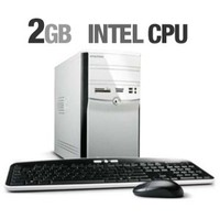 eMachines ET181001 Desktop with Intel Celeron Processor New
