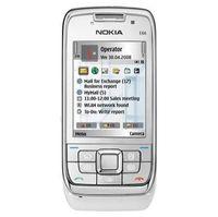 Nokia E66 Silver Smartphone