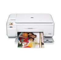 HP  Hewlett-Packard  Photosmart C4480 All-In-One Printer