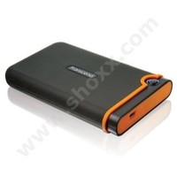 Transcend StoreJet 25 Portable External 500GB 2 5  Hard Drive