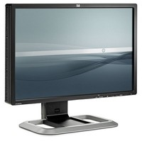 HP  Hewlett-Packard  LP2475w Silver 24  Widescreen LCD Monitor