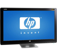 HP  Hewlett-Packard  Pavilion 2709m Black 27  Widescreen LCD Monitor