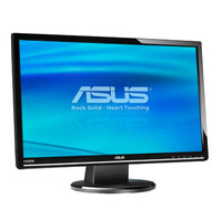 Asus VW246H Black 24  Widescreen LCD Monitor