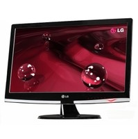 LG Electronics W2353V-PF Black 23  Widescreen LCD Monitor