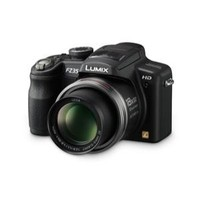 Panasonic Lumix DMC-FZ35K Black Digital Camera