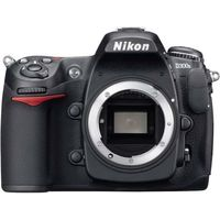 Nikon D300s Black SLR Digital Camera - Body Only