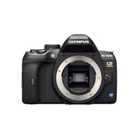 Olympus E-620 Black SLR Digital Camera Kit w 14-42mm  40-150mm Lens