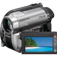 Sony DVD Handycam DCR-DVD850 16GB Flash Drive HD Camcorder