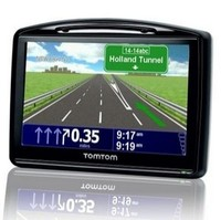 Tomtom GO 730T GPS  Vehicle  4 3  LCD