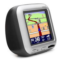 Tomtom Go 300 GPS  Vehicle  3 5  LCD