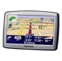 Tomtom One XL 330 GPS  Vehicle  4 3  LCD