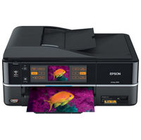 Epson Artisan 810 All-in-One Inkjet Printer  38 PPM  5760x1440 DPI  Color  PC Mac
