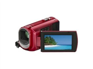 Sony Handycam DCR-SX41 R 8GB Flash Drive HD Camcorder
