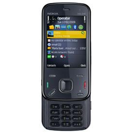 Nokia N86 Black Smartphone