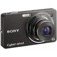 Sony CyberShot DSC-WX1 B Black Digital Camera