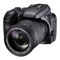 Fujifilm FinePix S200EXR Black SLR Digital Camera