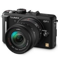 Panasonic Lumix DMC-GF1K-K Black Digital Camera
