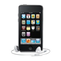 Apple iPod Touch 3rd Generation 64GB Black MP3 Player