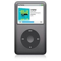 Apple iPod Classic 160GB Black MP3 Player