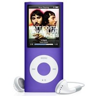 Apple iPod Nano 16GB MP3 Player - Purple
