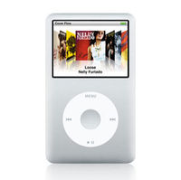 Apple iPod Classic 160GB Silver MP3 Player