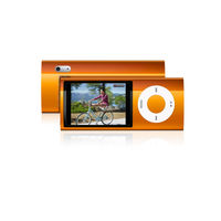 Apple iPod nano 8GB Orange MP3 Player