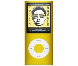 Apple iPod nano 16GB Yellow MP3 Player
