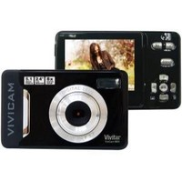 Vivitar ViviCam 5024 Black Digital Camera