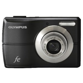 Olympus FE-26 Black Digital Camera