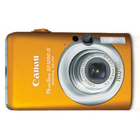 Canon PowerShot SD1200 IS Orange Digital Camera