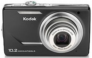 Kodak EasyShare M380 Black Digital Camera  10 2MP  5x Opt  SD SDHC Card Slot