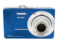 Kodak M340 BLUE 10MPIX DIGITAL CAMERA 3X OP 2 7 LCD
