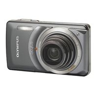 Olympus STYLUS-7010 Gray Digital Camera  12MP  7x Opt  microSD xD-Picture Card Slot