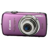 Canon PowerShot SD980 IS Purple Digital Camera  12 1MP  5x Opt  MMCplus SDHC Card Slot