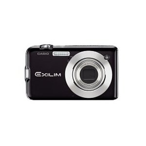 Casio Exilim EX-S12 Black Digital Camera  12 1MP  3x Opt  SD SDHC Card Slot