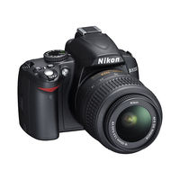 Nikon D3000 DSLR Digital Camera and 18-55MM VR Lens and AF-S DX VR Zoom-NIKKOR 55-200mm Lens Bundle