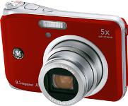GE A950 Red Digital Camera