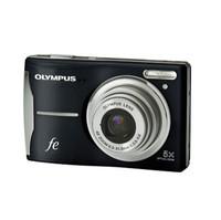 Olympus Corporation FE-46 Black 12 MP 5X Zoom Digital Camera  227240