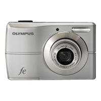 Olympus Corporation FE-26 Silver 12 MP 3X Zoom Digital Camera - MSRP 89 99  227080