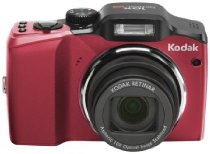 Kodak EasyShare Z915 Red Digital Camera