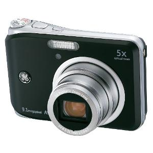 GE GE A950 Black Digital Camera