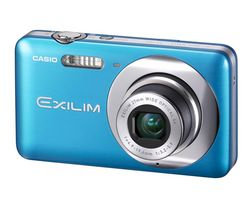 Casio Casio Exilim EX-FS10 Blue Digital Camera