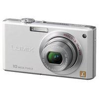 Panasonic Panasonic Lumix DMC-FX37 White Digital Camera