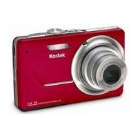 Kodak 12 2 Megapixels EasyShare M341 Digital Camera Red 1ea