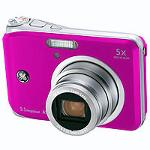 GE GE A950 Pink Digital Camera