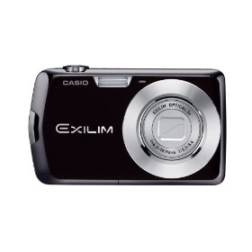 Casio Exilim EX-S5 Black Digital Camera
