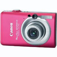 Canon 10 Megapixel Powershot SD1200 IS Digital Camera Pink 1ea