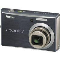 Nikon Coolpix S610c Black Digital Camera  10MP  4x Opt  SD SDHC Card Slot